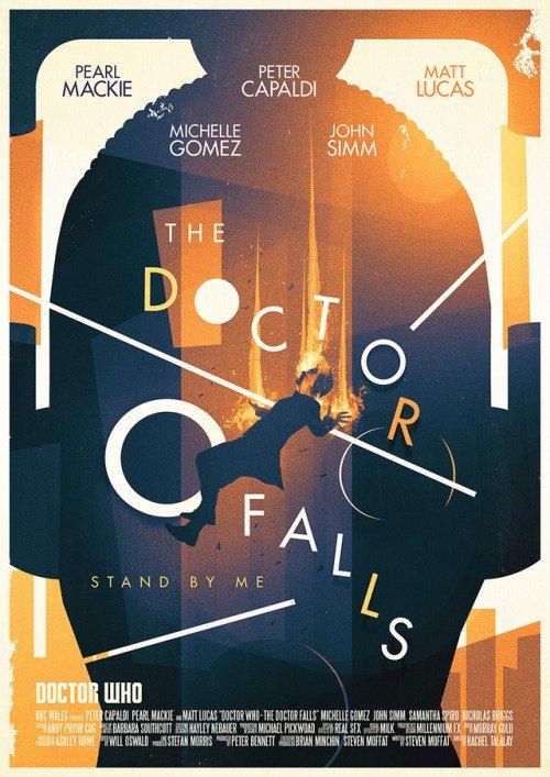 doctor falls